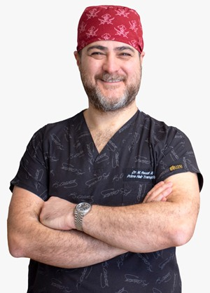 Hair Transplant Doctor in Turkey Resat Arpaci